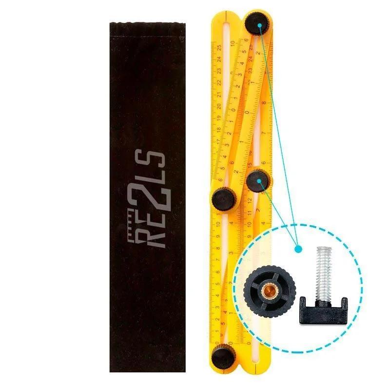 Шаблометр Re2ls ABS-пластик Про+