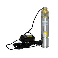Скважинный вихревой насос APC 4SKM-100, 0.75кВт