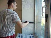 Скільки коштує зробити відкоси на вікні?