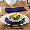 Тарелка десертная чёрная Harena Black 160 мм L7613, фото 2