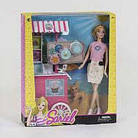 """Кукла """"Магазин на колесах"""", с акессуарами 7732 С2"""