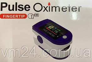 Пульсоксиметр Fingertip Pulse Oximeter  новинка цветной ПУЛЬСОМЕТР