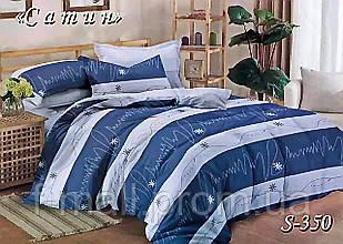 Комплект постельного белья Тет-А-Тет ( Украина ) Сатин семейное (S-350)