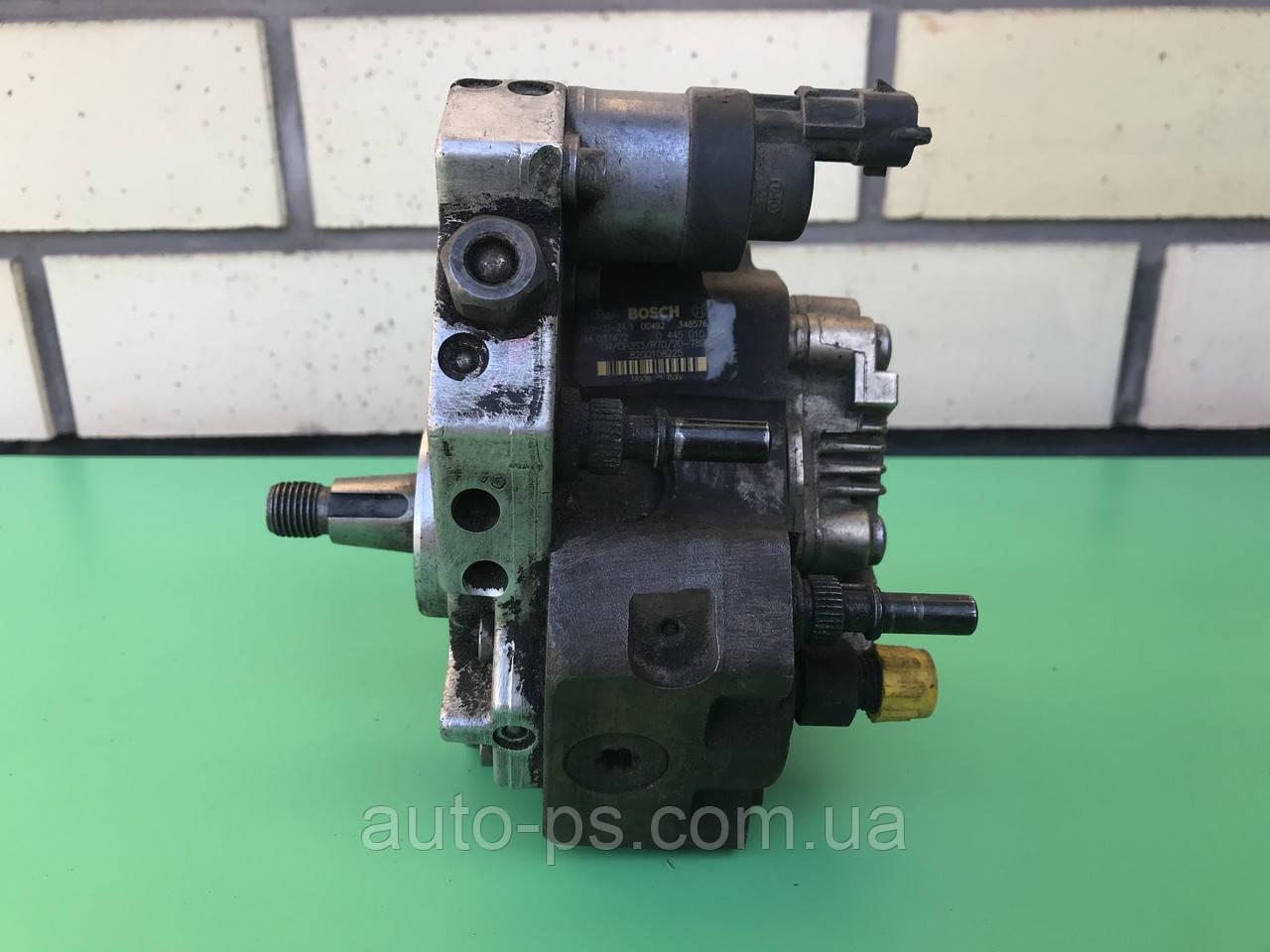 Топливный насос высокого давления (ТНВД) Nissan Primastar (X83) 1.9dCi
