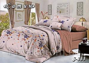 Комплект постельного белья Тет-А-Тет ( Украина ) Сатин семейное (S-333)