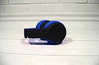 Наушники беспроводные Beats Studio TM-019 Bluetooth (by Dr. Dre) чёрно-синие, фото 8