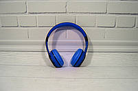 Наушники беспроводные Beats Studio TM-019 Bluetooth (by Dr. Dre) чёрно-синие, фото 2