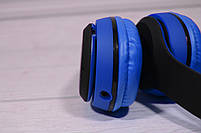 Наушники беспроводные Beats Studio TM-019 Bluetooth (by Dr. Dre) чёрно-синие, фото 3