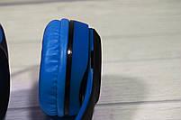 Наушники беспроводные Beats Studio TM-019 Bluetooth (by Dr. Dre) чёрно-синие, фото 4