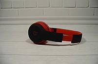 Наушники беспроводные Beats Studio TM-019 Bluetooth (by Dr. Dre) красные, фото 5