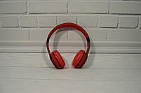 Наушники беспроводные Beats Studio TM-019 Bluetooth (by Dr. Dre) красные, фото 10