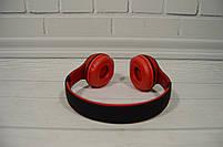 Наушники беспроводные Beats Studio TM-019 Bluetooth (by Dr. Dre) красные, фото 9