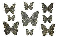 """Декор из жидких обоев """"Бабочки"""", фото 1"""