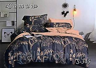 Комплект постельного белья Тет-А-Тет ( Украина ) Сатин семейное (S-345)