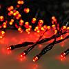 Гирлянда на 300 LED красная