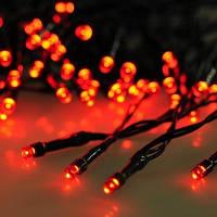 Гирлянда на 300 LED красная, фото 1