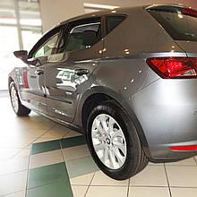 Молдинги на двери Seat León III 5Dr / ST / X-Perience 2012+