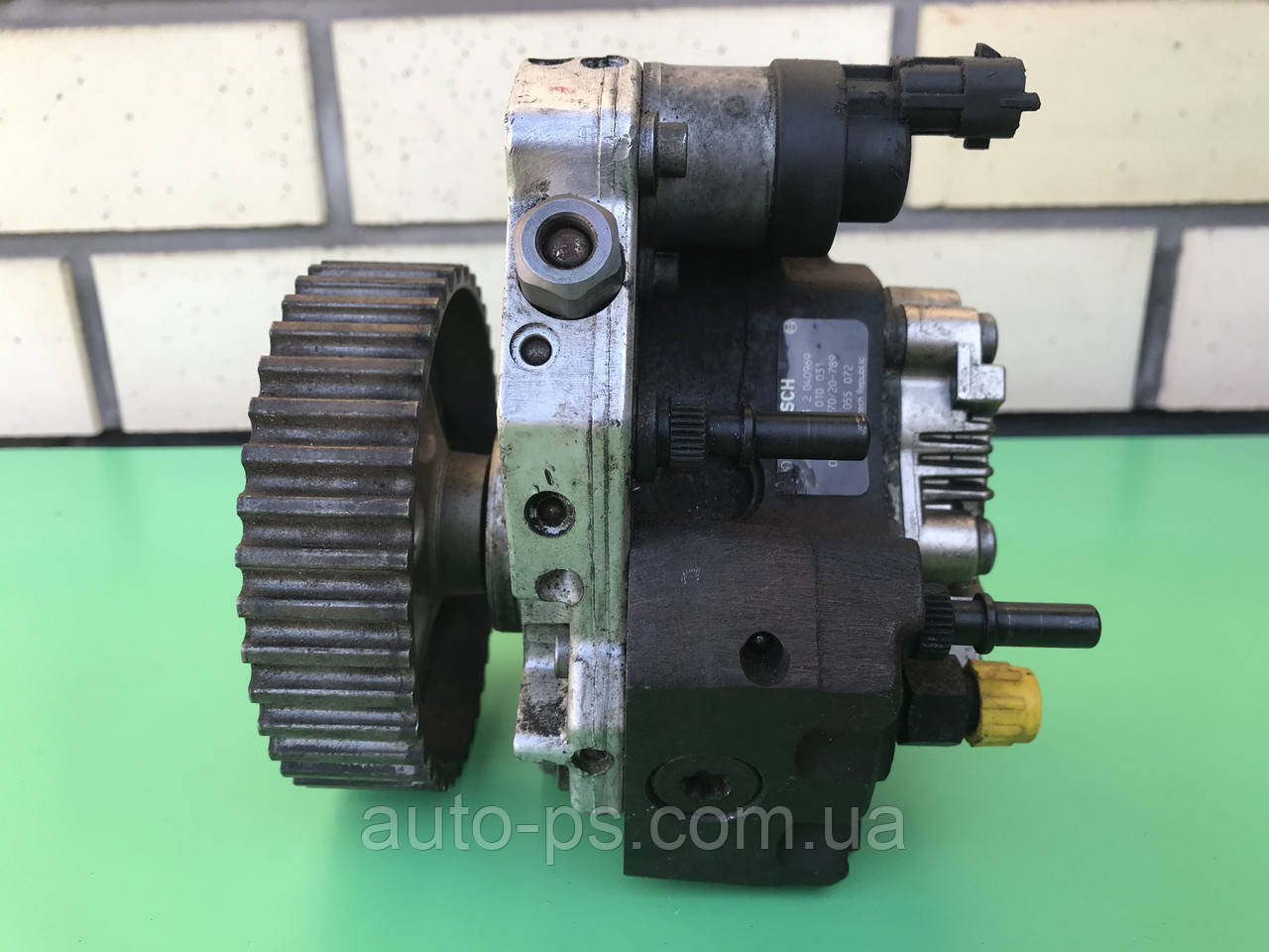 Топливный насос высокого давления (ТНВД) Renault Scenic II 1.9dCi