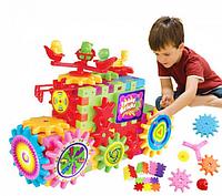 Детский развивающий конструктор Funny Bricks 81 деталь в комплекте уникальный Фанни Брикс