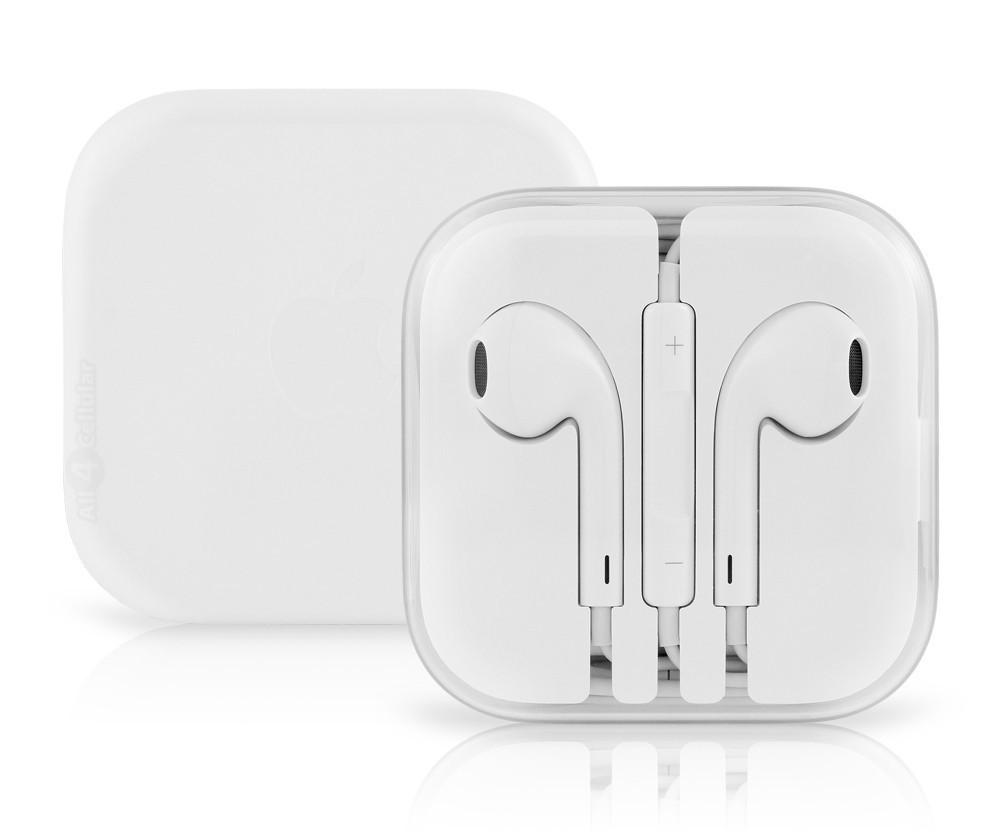 Наушники для Android, Iphone 5S 5C 6S 4 earPods appleТелефона айфона TyT