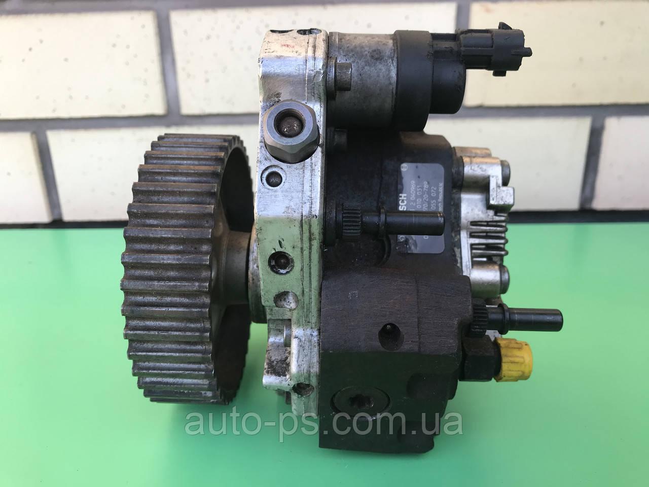 Топливный насос высокого давления (ТНВД) Renault Megane II 1.9dCi