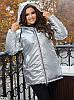 Куртка 74963 батальная, фото 2