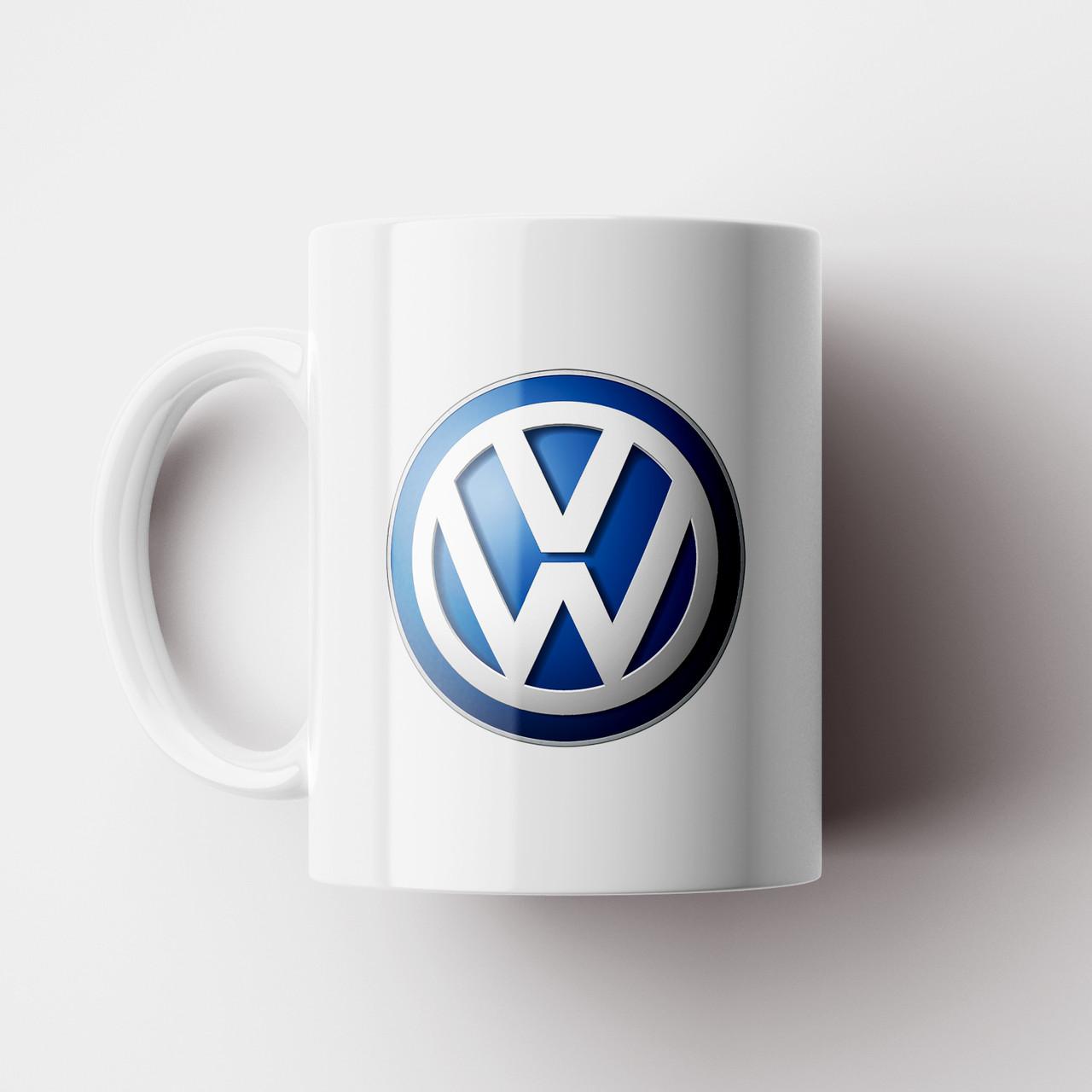 Чашка Volkswagen. Фольксваген