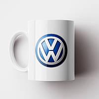 Чашка Volkswagen. Фольксваген, фото 1