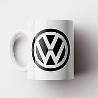 Кружка Volkswagen. Фольксваген, фото 1