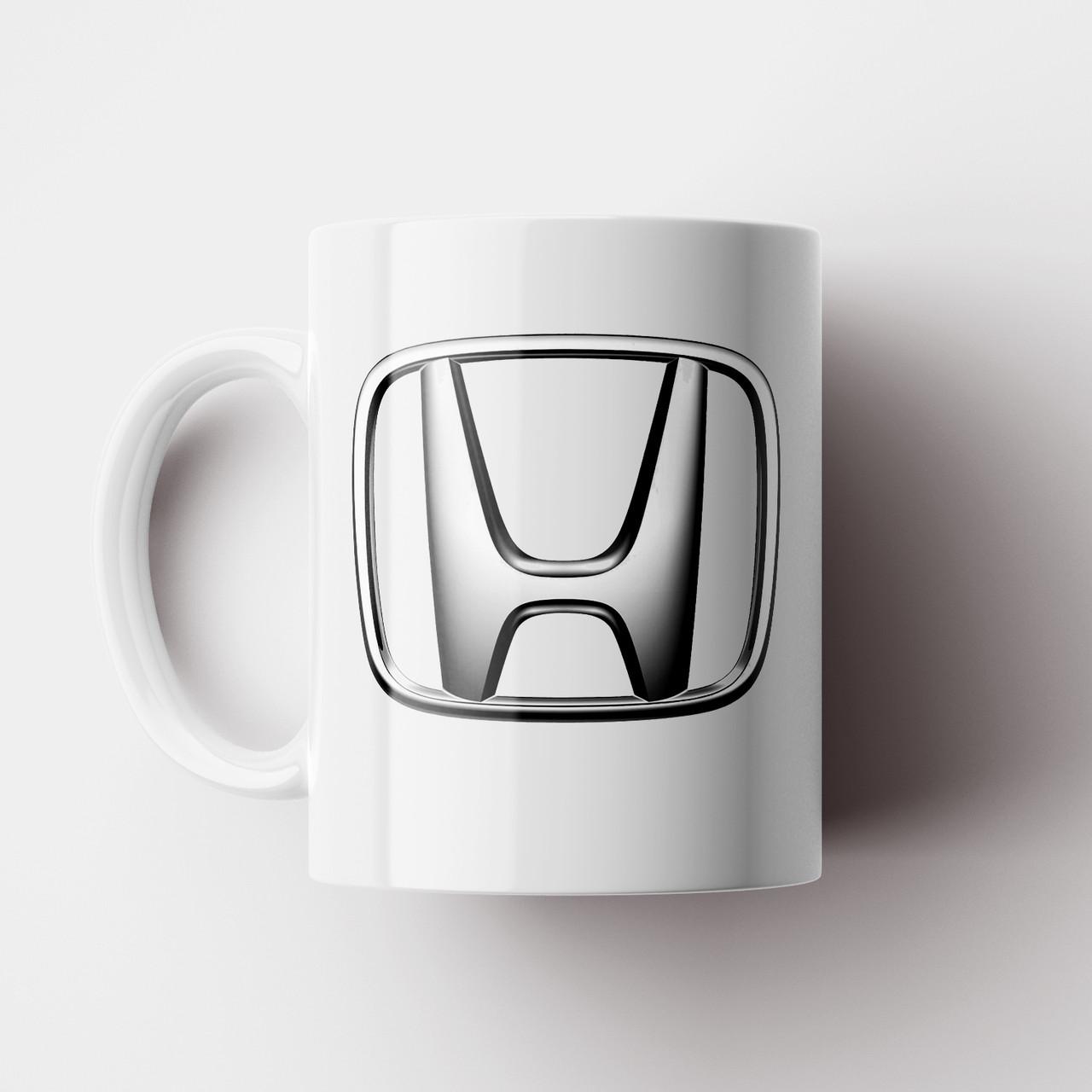 Чашка Honda. Хонда