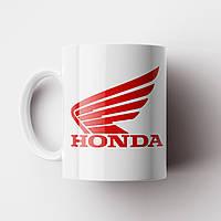 Кружка Honda. Хонда, фото 1