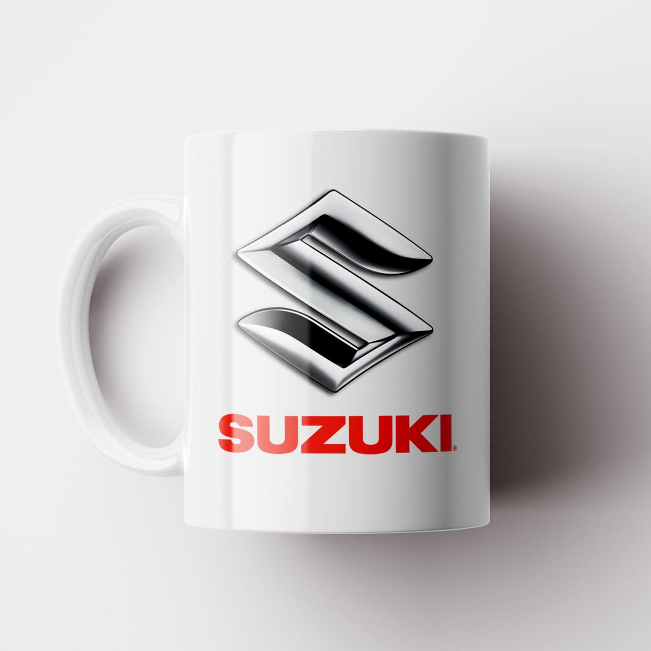 Чашка Suzuki. Сузукі