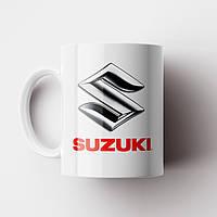 Чашка Suzuki. Сузукі, фото 1