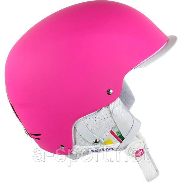 Шолом гірськолижний rossignol spark girl pink rh-4 (56 см)