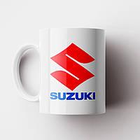 Кружка Suzuki. Сузуки, фото 1
