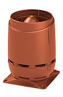 Вентиляционный выход VILPE 160 S FLOW, основание 300 х 300 мм Кирпичный
