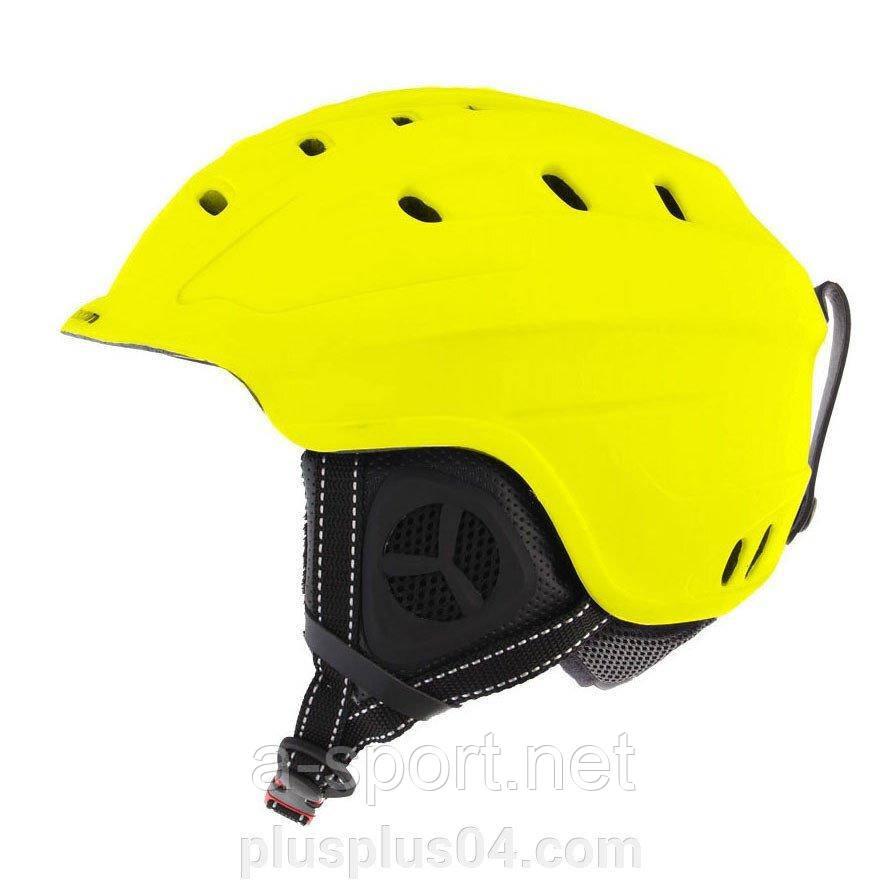 Шолом Axon Freeride SM Yellow SKL35 (56-58 см)