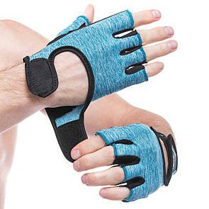 Рукавички для кроссфита і воркаута Under Armour WorkOut 6305 розмір L