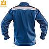 Костюм рабочий утепленный защитный AURUM 4S BLUE Куртка+Брюки на утепленной подкладке (спецодежда, флис), фото 6