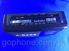 Современный Радио Фонарь Golon RX 166 LED, фото 2