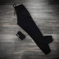 Костюм мужской спортивный Cosmo Intruder черный Кофта толстовка + штаны + Подарок, фото 3