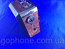 Качественный Радиоприемник GOLON RX-9122 Синий, фото 3
