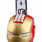 Сейф-копилка Железный человек с кодовым замком и приемником купюр, интерактивная детская игрушка копилка сейф, фото 5
