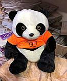 Плед детский + игрушка панда и подушка 3в1 оптом, фото 2