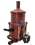 Подогреватель двигателя предпусковой 220В 3кВт двухконтурный с помпой ДК, фото 2