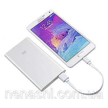 Зовнішній акумулятор (Power Bank) Xiaomi Mi Power Bank 2 5000mAh Silver ORIGINAL