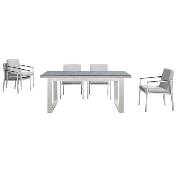 Обеденный стол и кресла Oslo