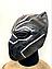 Маска латексная Чёрная Пантера - Black Panther, MARVEL, фото 4