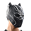 Маска латексная Чёрная Пантера - Black Panther, MARVEL, фото 3
