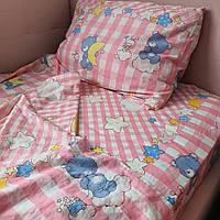 Постелька для принцесс, ткань Ранфорс, 100% хлопок!